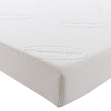 Buy Silentnight Rolled Foam Junior Bunk Bed Mattress, Medium, Single Online at johnlewis.com