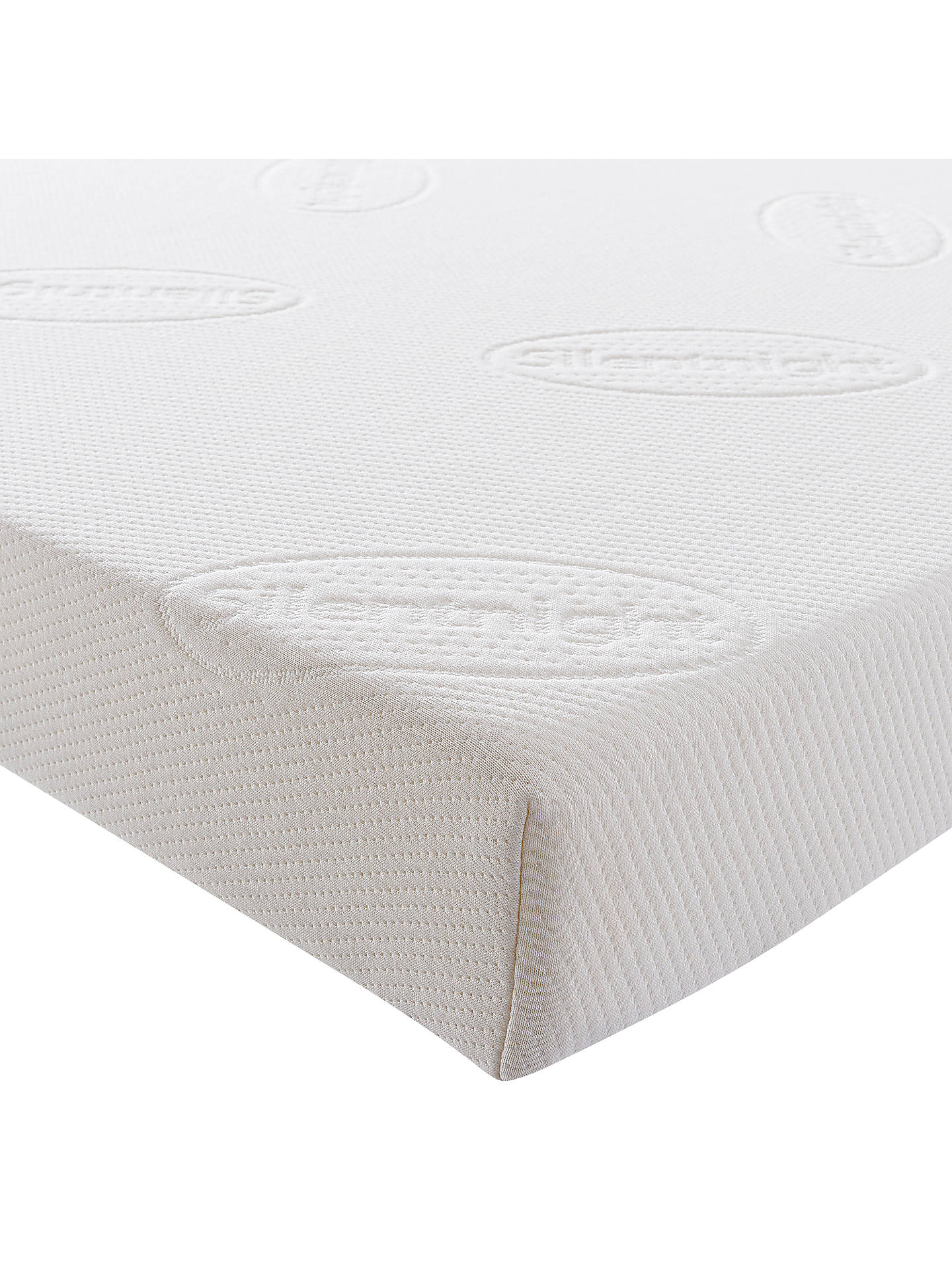 Silentnight Rolled Foam Junior Bunk Bed Mattress Medium Single At