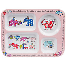 Buy Tyrrell Katz Elephant Compartment Tray Online at johnlewis.com