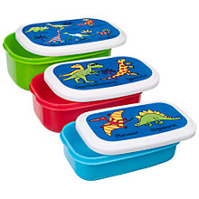 Buy Tyrrell Katz Dinosaur Snack Pots Online at johnlewis.com