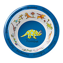 Buy Tyrrell Katz Dinosaur Bowl Online at johnlewis.com