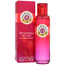 Buy Roger & Gallet Gingembre Rouge Body Spray, 30ml Online at johnlewis.com