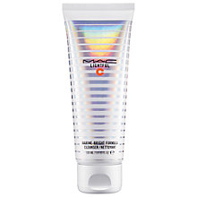 Buy MAC Lightful C Marine-Bright Formula Cleanser, 100ml Online at johnlewis.com