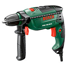 Buy Bosch PSB 750 RCE Universal Impact Drill Online at johnlewis.com