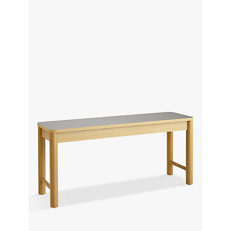 Buy John Lewis Peyton 3 Seater Dining Bench Online At Johnlewis