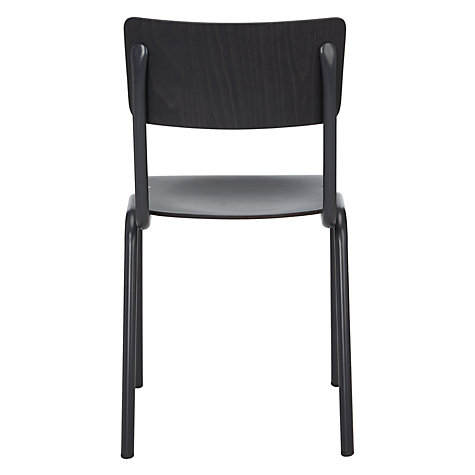 Buy House by John Lewis Suzy Dining Chair, Grey Online at johnlewis.com
