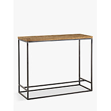 Buy John Lewis Calia Bar Table Online at johnlewis.com