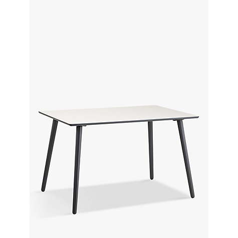 Buy house by john lewis luna kitchen table john lewis for Table extensible 80 cm de large