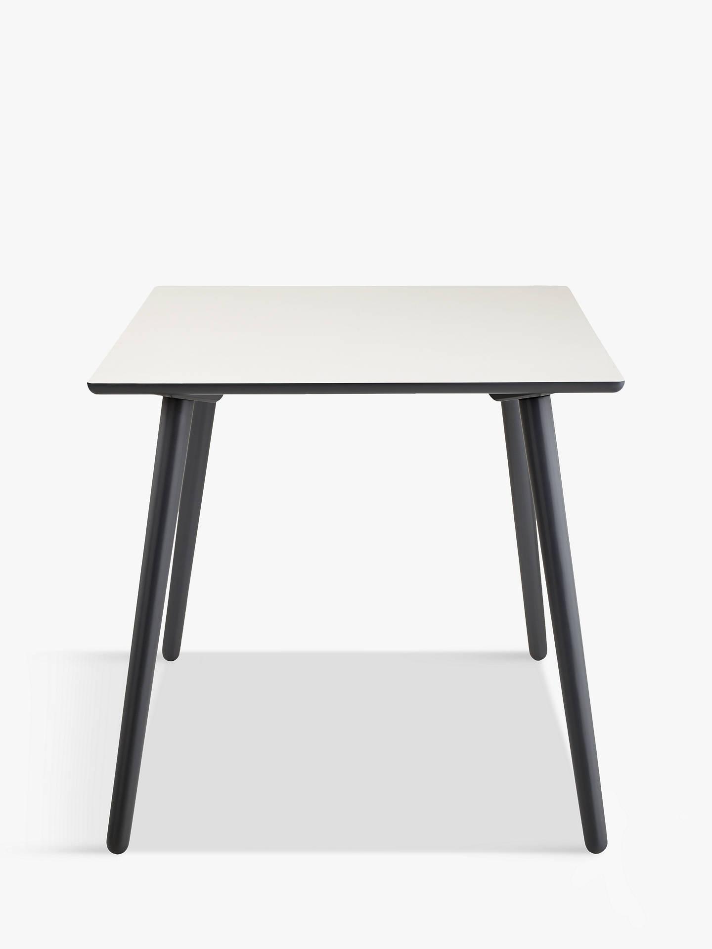 housejohn lewis luna 4 seater laminate dining table