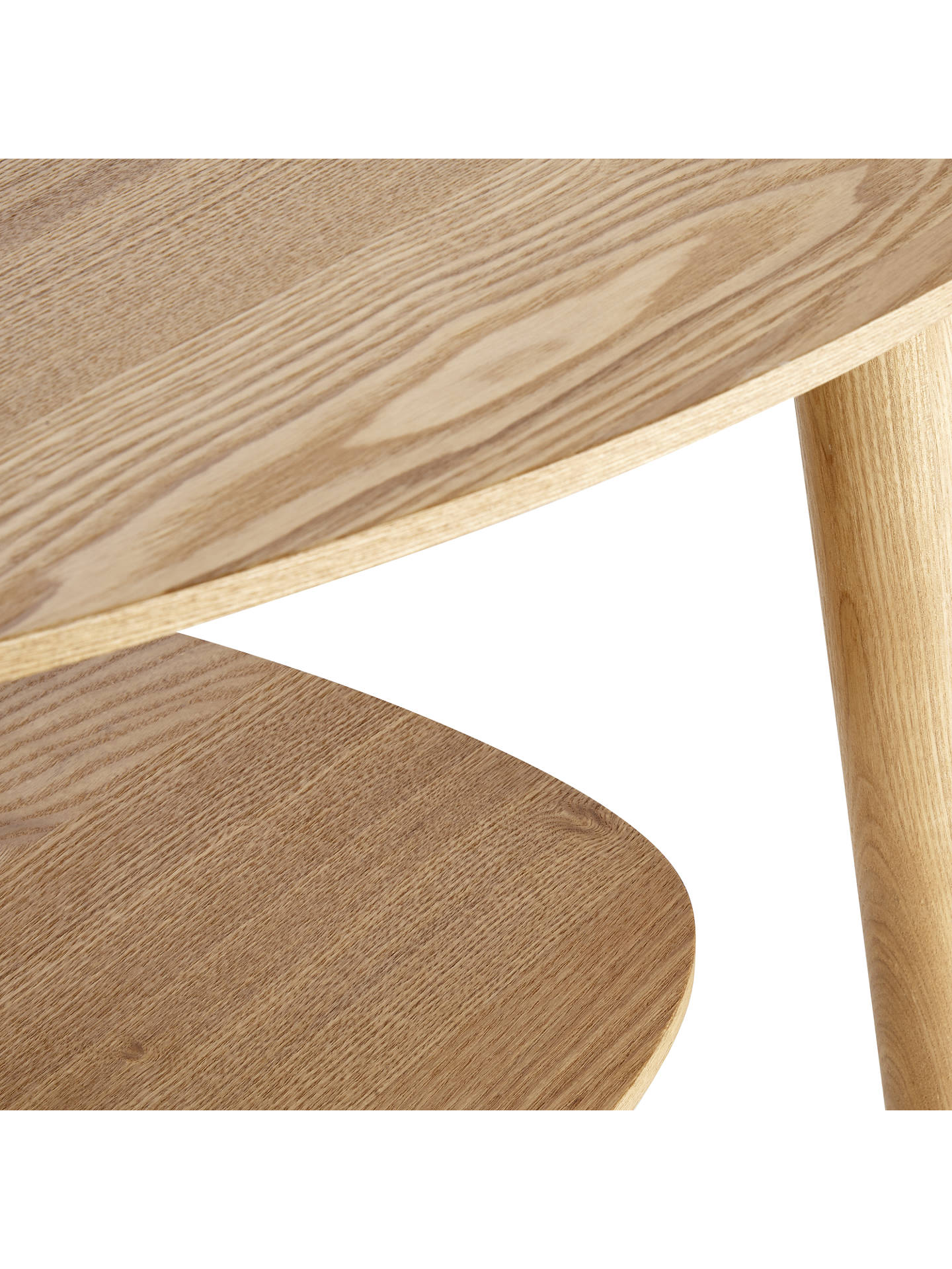 BuyJohn Lewis & Partners Grayson Side Table, Natural Online at johnlewis.com
