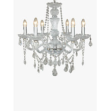 Buy John Lewis Bethany Chandelier, 6 Arm Online at johnlewis.com