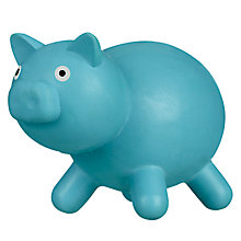 Buy Fred & Ginger Rubber Pig Dog Toy Online at johnlewis.com