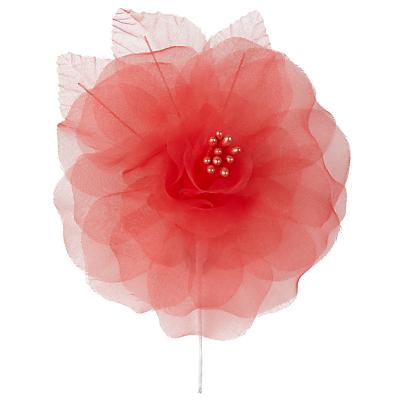 John Lewis Organza Rose Corsage