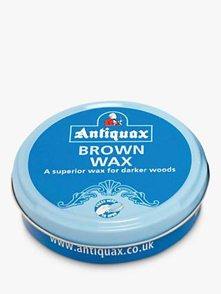 Antiquax Brown Furniture Wax, 100ml