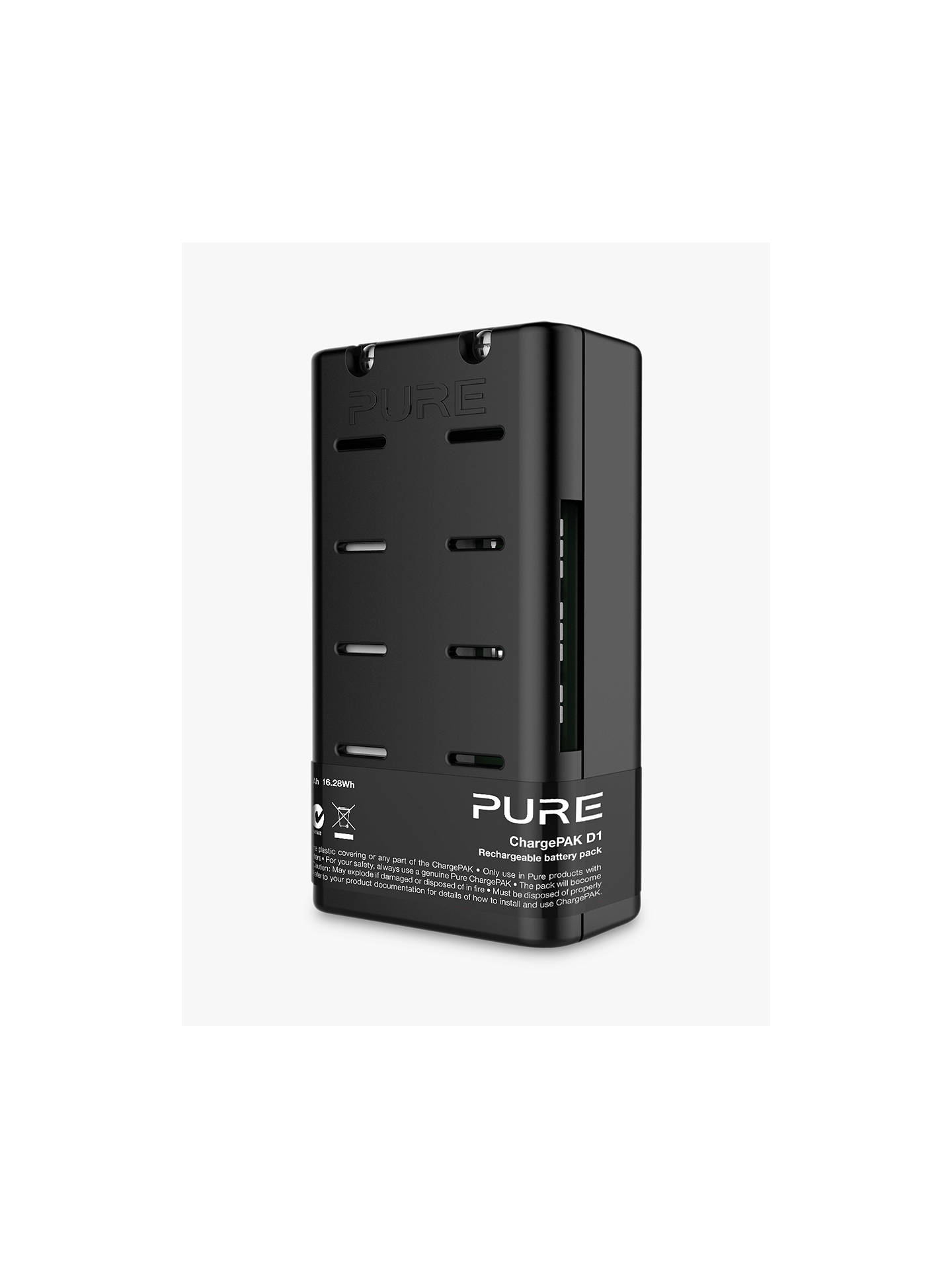 Buy Pure ChargePAK D1 Online at johnlewis.com