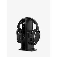 Buy Sennheiser RS165 Wireless Over Ear Digital Headphones Online at johnlewis.com