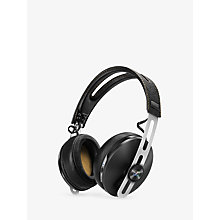 Buy Sennheiser Momentum 2.0 Wireless Full Size Headphones with In-line Mic/remote Online at johnlewis.com