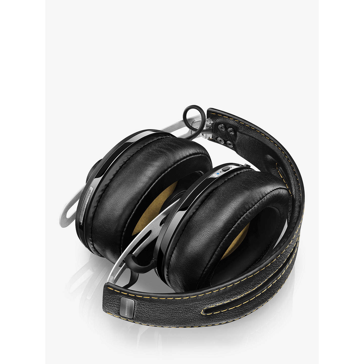 BuySennheiser Momentum 2.0 Wireless Full Size Headphones with In-line Mic/remote, Black Online at johnlewis.com