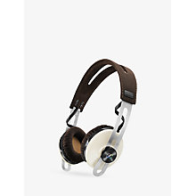 Buy Sennheiser Momentum 2.0 Wireless On-Ear Headphones with In-line Mic/remote Online at johnlewis.com