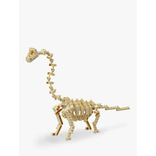 Buy Nanoblock Brachiosaurus Skeleton Online at johnlewis.com