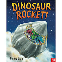 Buy Dinosaur Rocket! Book Online at johnlewis.com