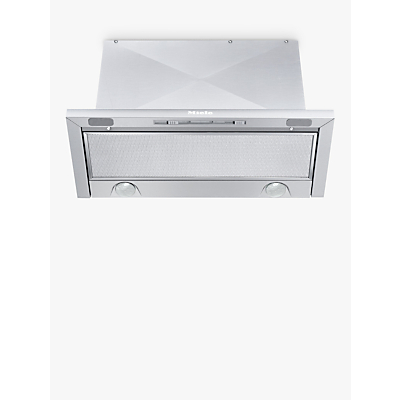 MIELE DA3366 Canopy Cooker Hood – Stainless Steel, Stainless Steel