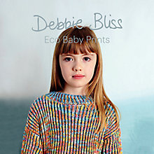 Buy Eco Baby Prints by Debbie Bliss Knitting Book Online at johnlewis.com