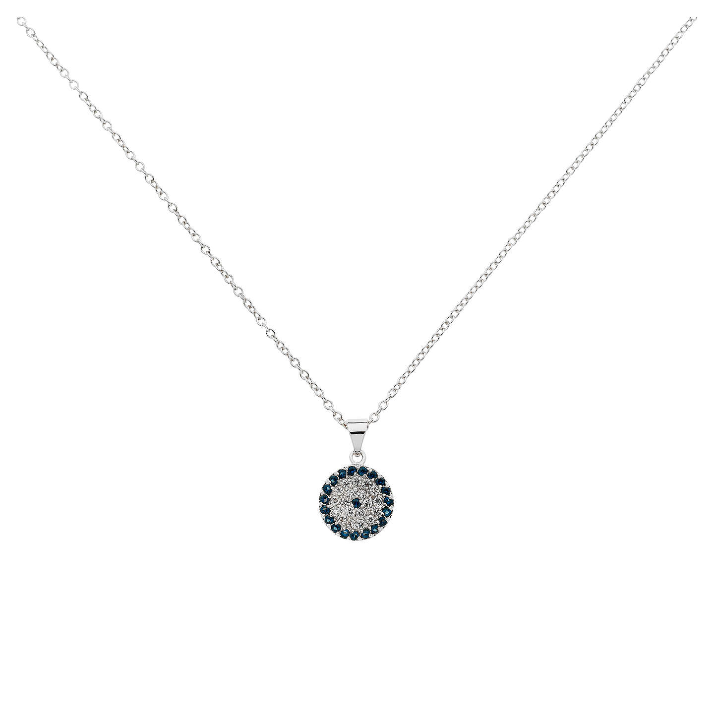 eye swivel pendant necklace sapphire evan diamond evil products sydney enlarged and necklaces jewelry