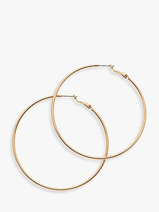 Melissa Odabash Large Hoop Earrings