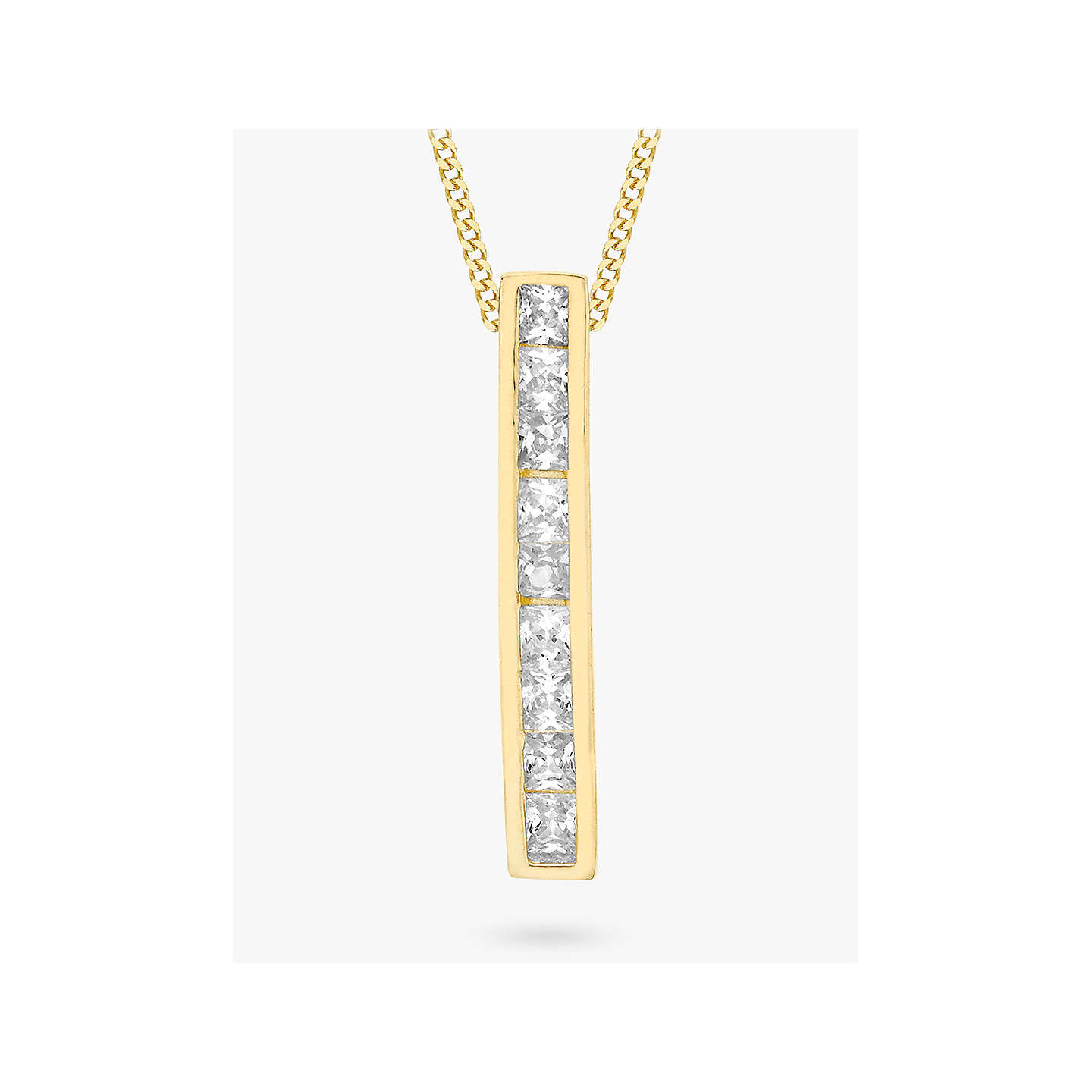 necklaces white gold slider avanti from womens necklace diamond image