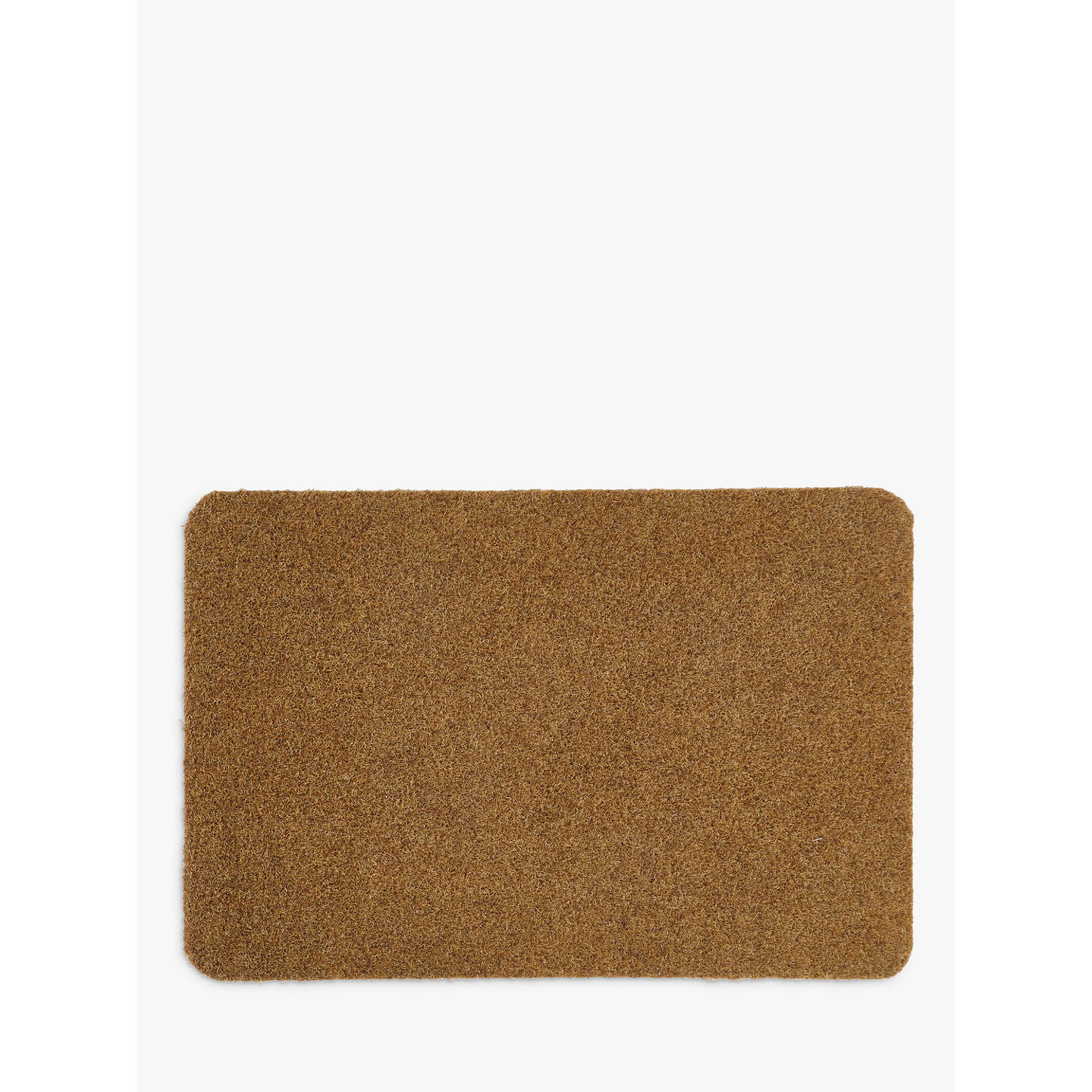 BuyJohn Lewis Supreme Non Shed Door Mat Rug Natural Online at johnlewis.com ...  sc 1 st  John Lewis & John Lewis Supreme Non Shed Door Mat Rug at John Lewis