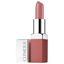 Buy Clinique Pop Lip Colour and Primer Lipstick Online at johnlewis.com