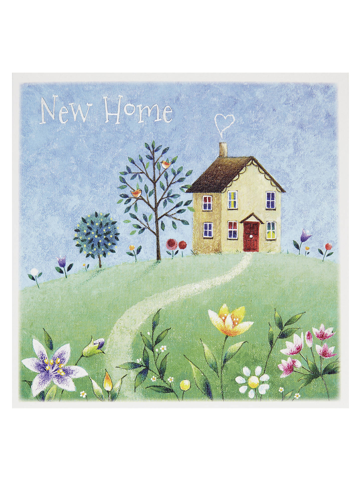 Mint happy new home greeting card at john lewis partners buymint happy new home greeting card online at johnlewis m4hsunfo