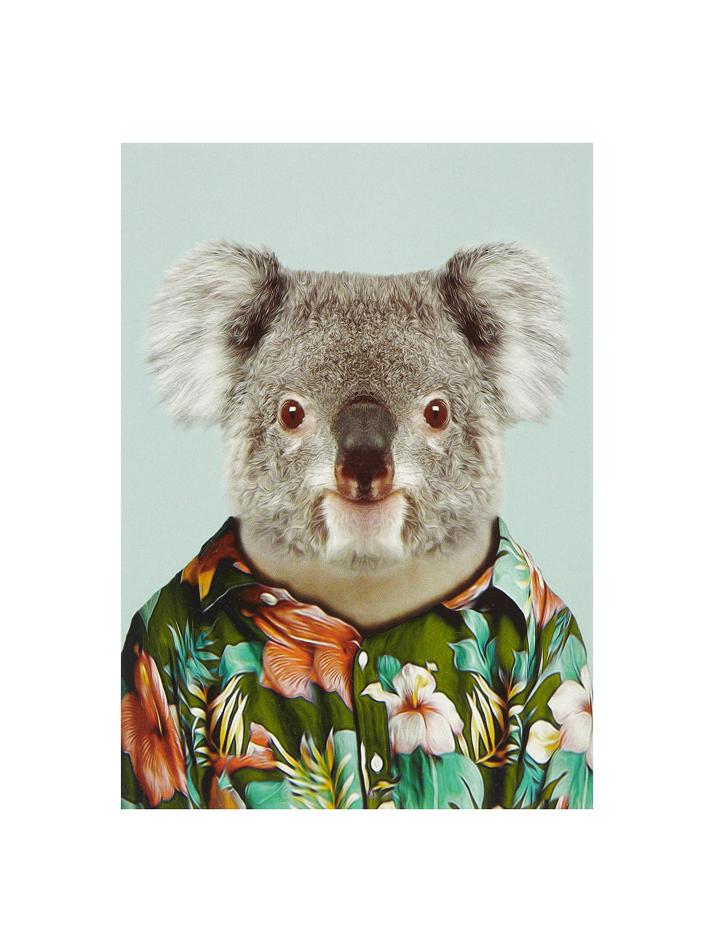 Lagom designs koala greeting card at john lewis partners buylagom designs koala greeting card online at johnlewis m4hsunfo