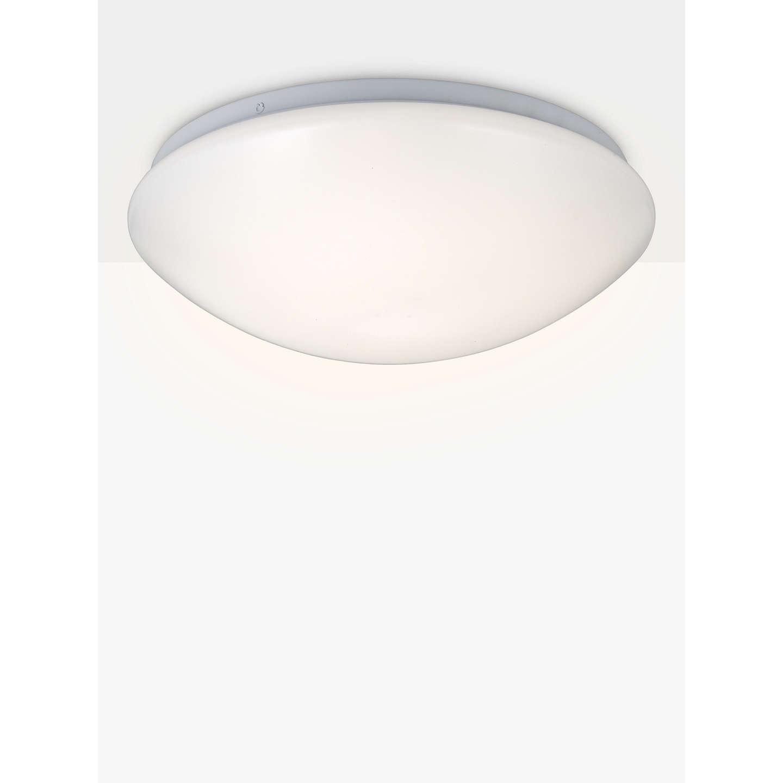 BuyJohn Lewis Saint LED Flush Bathroom Light Opal Online at johnlewis.com ... & John Lewis Saint LED Flush Bathroom Light Opal at John Lewis