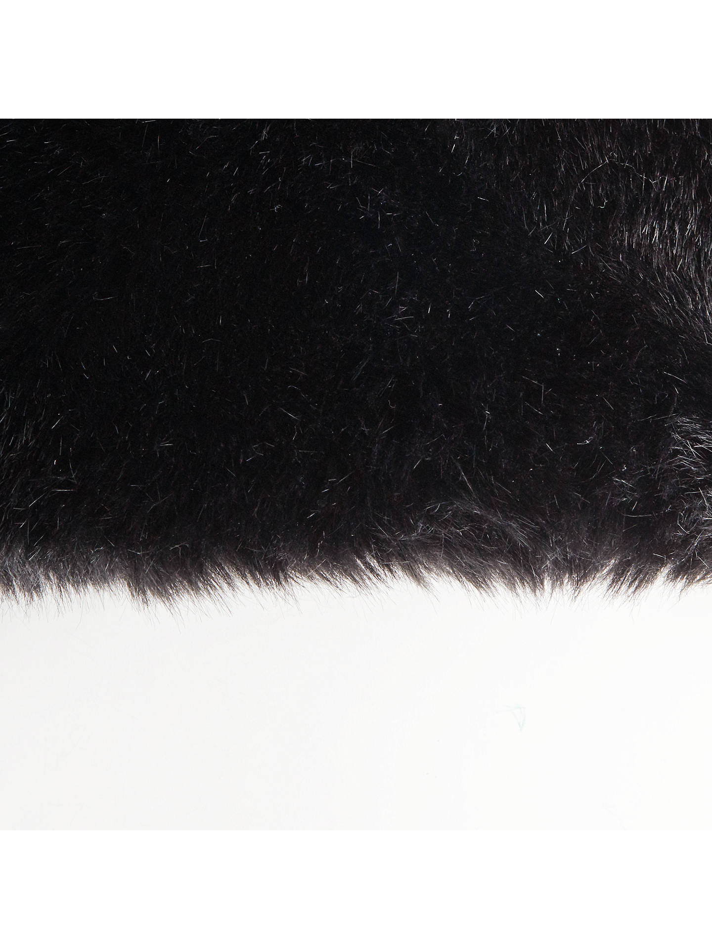 1ca07c21711ee John Lewis Faux Fur Cossack Hat at John Lewis   Partners