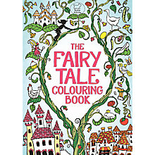 Buy Fairy Tale & Pretty Ponies Colouring Books, Pack of 2 Online at johnlewis.com
