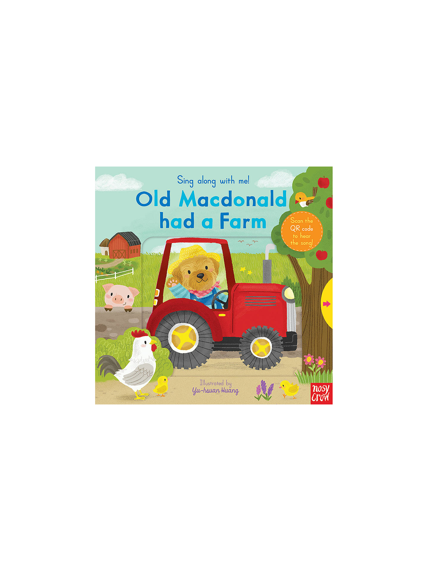 Buy Sing Along With Me! Old Mcdonald Had A Farm Children's Book Online at johnlewis.com