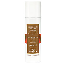 Buy Sisley Super Soin Solaire Milky Body Mist SPF30, 150ml Online at johnlewis.com