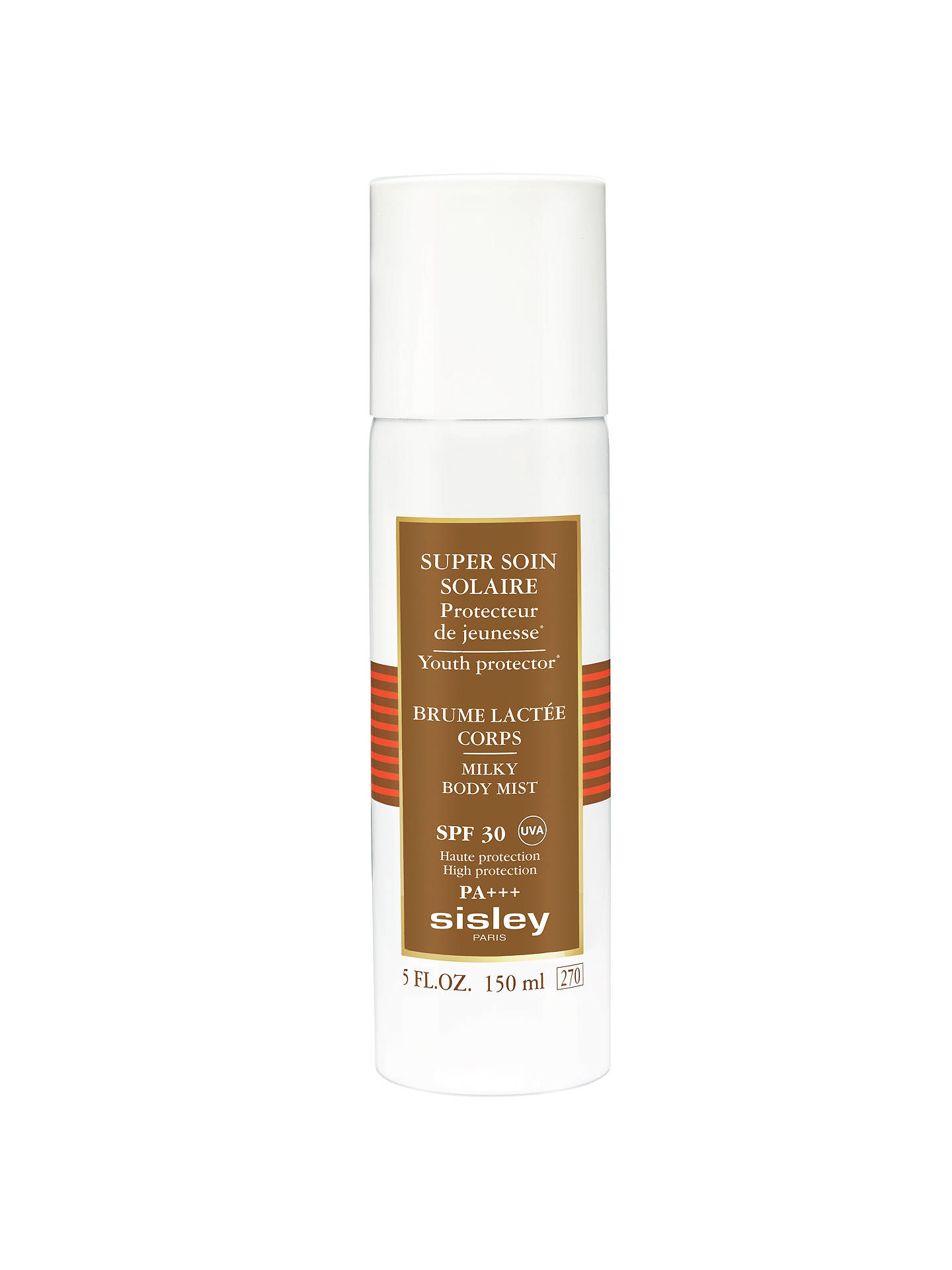 BuySisley Super Soin Solaire Milky Body Mist SPF30, 150ml Online at johnlewis.com