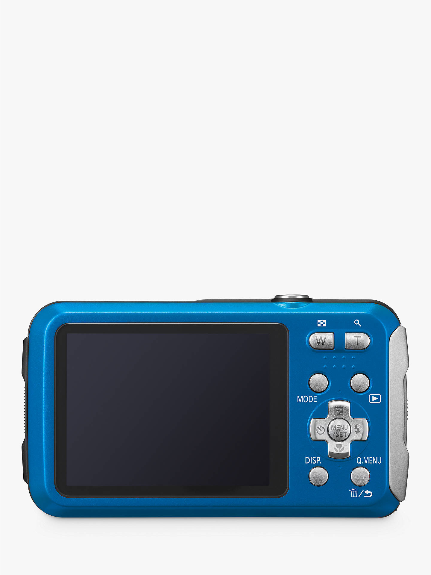 BuyPanasonic Lumix DMC-FT30 Waterproof Camera, 16.1MP, 4x Optical Zoom, 2.7 LCD Screen Online at johnlewis.com