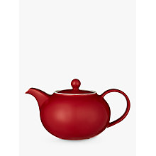 Buy John Lewis The Basics Teapot Online at johnlewis.com