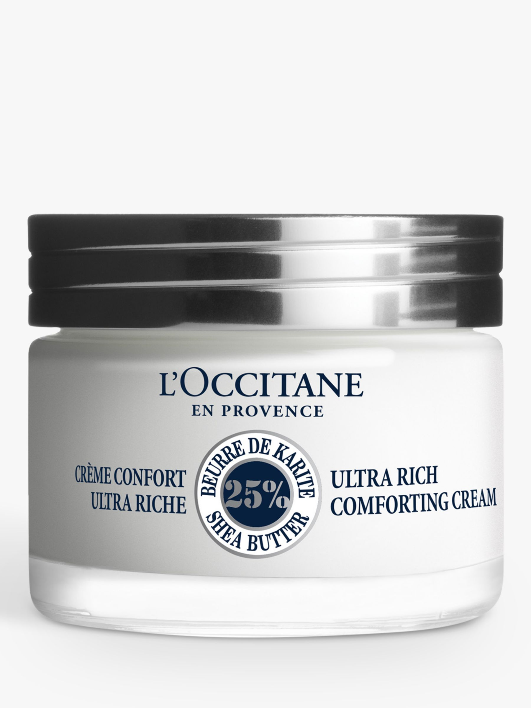 L'Occitane L'Occitane Ultra Rich Comforting Face Cream, 50ml
