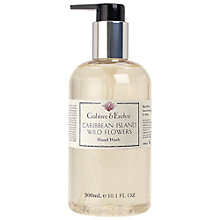 Buy Crabtree & Evelyn Caribbean Island Hand Wash, 300ml Online at johnlewis.com
