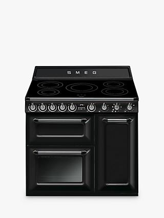 Smeg TR93I 90cm Victoria Range Cooker with Induction Hob
