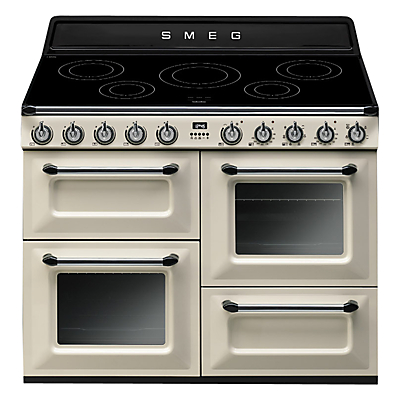 Image of Smeg TR4110I 110cm Victoria Range Cooker with Induction Hob