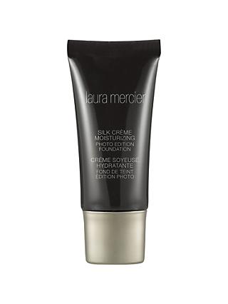 Laura Mercier Silk Creme Moisturising Photo Edition Foundation