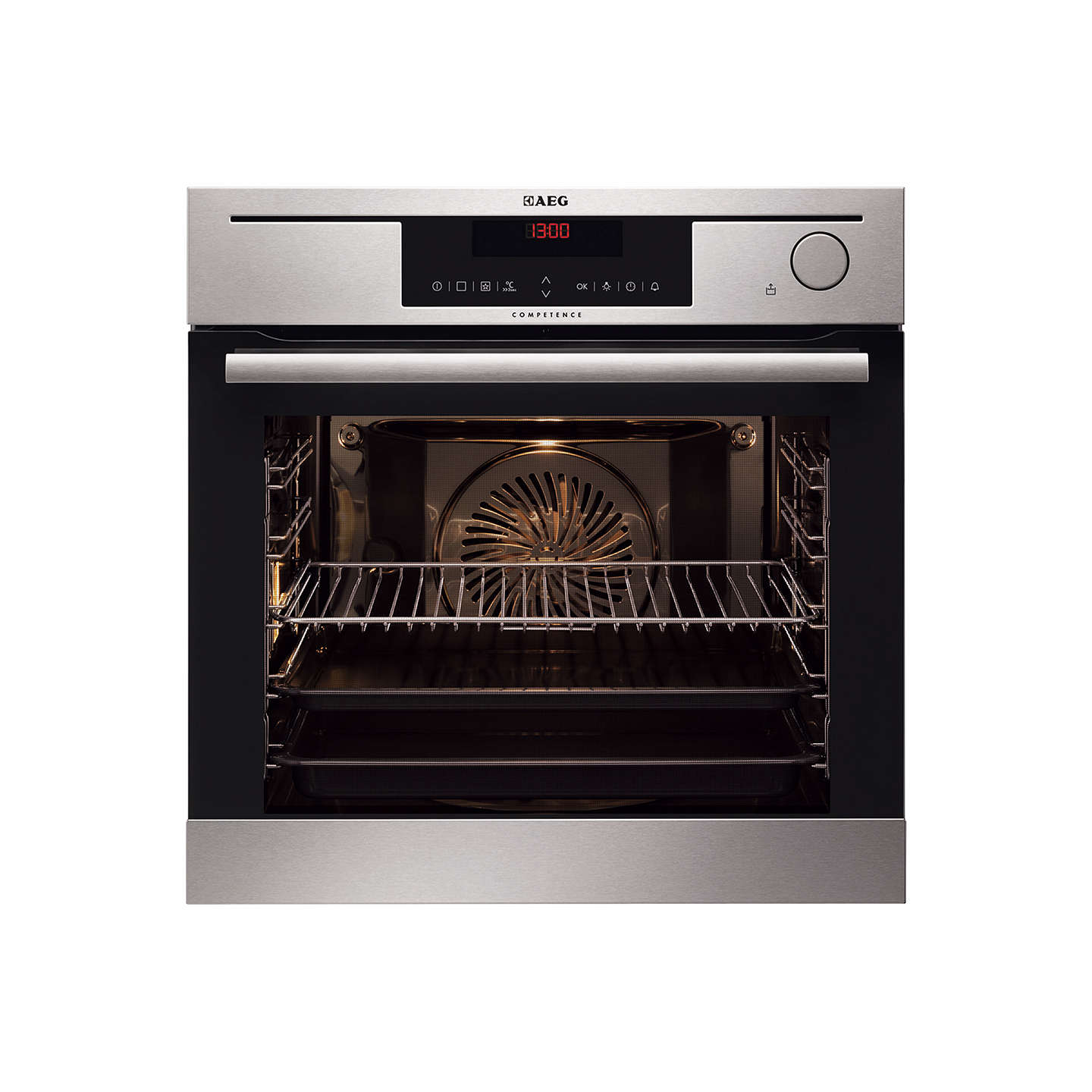 Buyaeg Bs7304021M Built In Procombi Steam Single Electric Oven, Stainless Steel