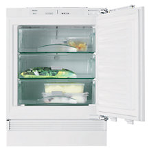 Buy Miele F9122 Ui-2 Integrated Freezer, A++ Energy Rating, 60cm Wide, White Online at johnlewis.com