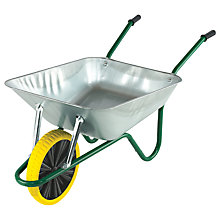 Buy The Walsall Wheelbarrow Company Easiload Wheelbarrow, 85L Online at johnlewis.com